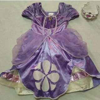 Sofia Costume