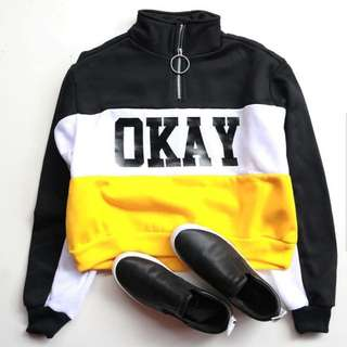 OK sweater