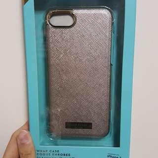 new kate spade iphone 7 CASE - COQUE ENROBEE