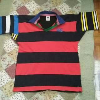 Canterbury Collar T-Shirt