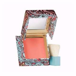 BN Benefit Cosmetics GALifornia Mini Powder Blush