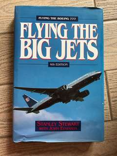 Flying the big jet 書