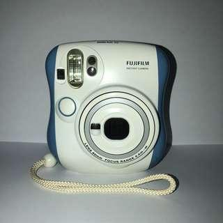 PRE-OWNED MINI 25 INSTAX CAMERA - BLUE
