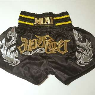 Muay Thai Shorts 100% Original