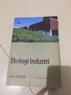 Buku Kuliah Ekologi Industri