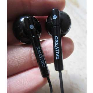 Creative Earphones