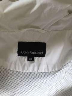 Ck / Calvin Klein Jeans Jacket