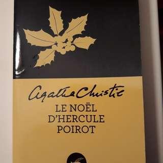 Le Noel d'Hercule Poirot - Agatha Christie (French)
