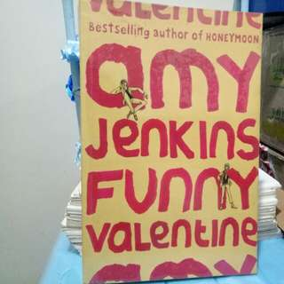 Funny valentine by amy jenkins