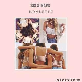 Six Straps Bralette