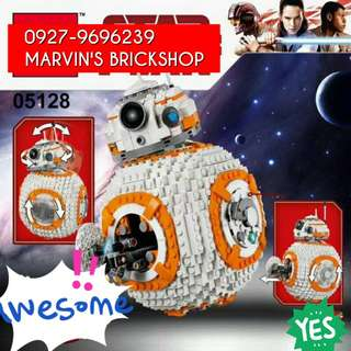 For Sale Star War BB8 UCS Building Blocks Toy