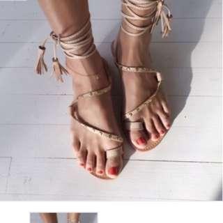 Splice boutique sandals