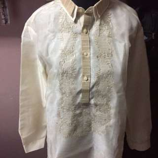 For Rent Men Barong