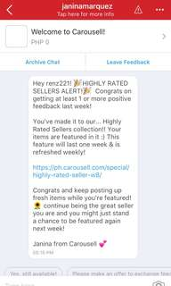 Thank you @Carousell and genuine customers!!!