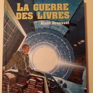 La guerre des livres (French) - Alain Grousset