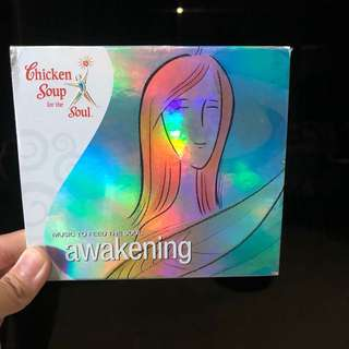 Chicken Soup for the Soul CD!!