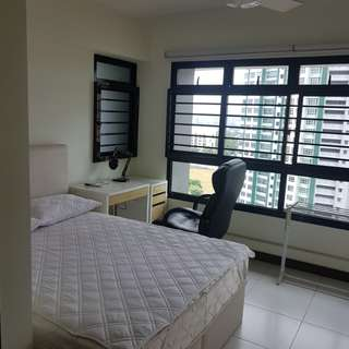 Master Bedroom @Clementi Central Blk 441B
