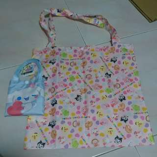 Cinnamoroll Recycle Bag Brand New