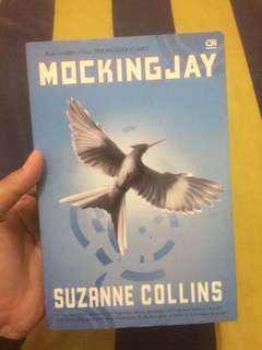 Novel Mockingjay Bahasa Indonesia