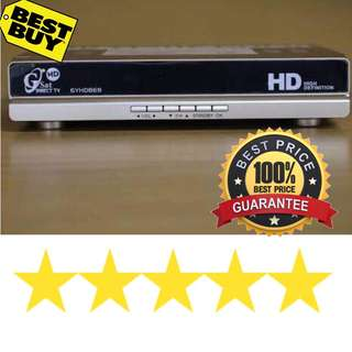 ✅⭐️ GSAT HD Satellite Tv receiver