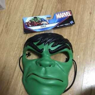 Hulk mask