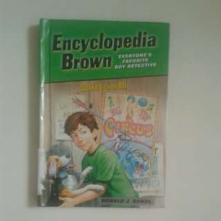 Encyclopedia brown solve them all