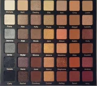 Violet voss palette