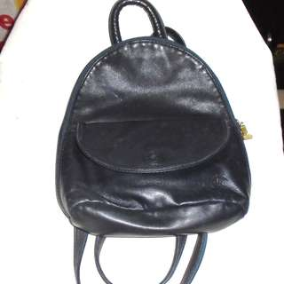 Charity Sale! Made in Canada Mini Backpack for Women