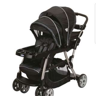 GRACO Ready2Grow Classic Connect LX