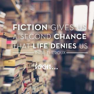 Books Soon...