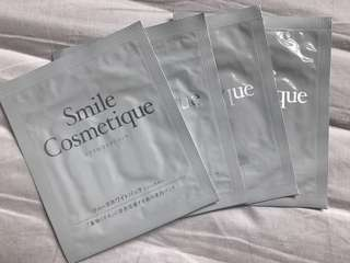 Tooth whitening mask