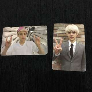 OFFICIAL EXO GROWL PCS