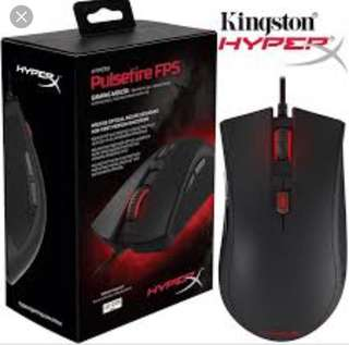 PulseFire Mouse