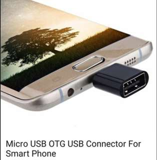 Micro USB OTG for smart phone