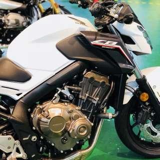 本田四缸引擎紅牌『CB650F ABS』NEW