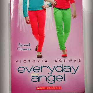 Everyday Angel Second Chances