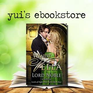 YUI'S EBOOKSTORE - LORD NOBLE - LORD OF NIGHT STREET #4