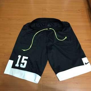 Nike燙字15號球褲