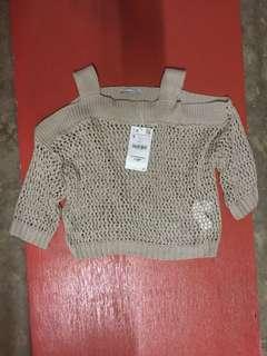 ZARA upper garment
