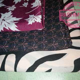 Pashmina | Kerudung | Muslimah | Fashion | 200 x 200 | Murah |