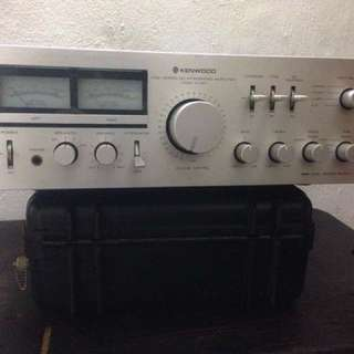 kenwood ka 801 hifi amplifier