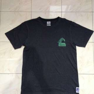 Kaos quiksilver black washed original