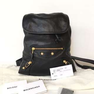 Authentic Balenciaga Backpack