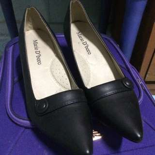 Mario D'boro Black shoes
