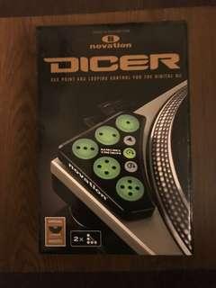 Novation DJ Dicer