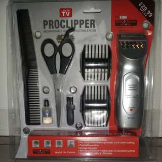 Brand new re-chargeable Hair Clipper