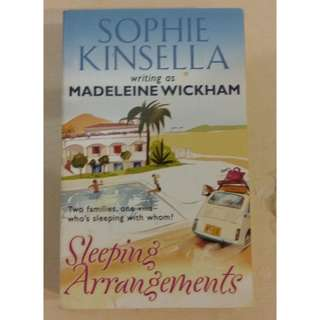 Sleeping Arragements by Sophie Kinsella #FEB50