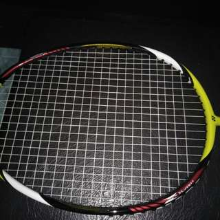 Yonex Arcsaber Z slash normal yellow
