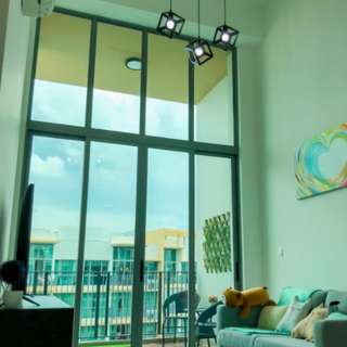 Tanah Merah Loft 2 bedroom condo rare!