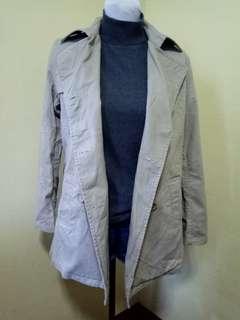 NEW Trench Coat Jacket